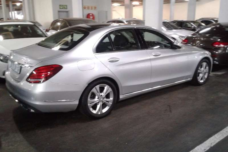 2015 Mercedes Benz C Class C220d Avantgarde auto Sedan  Diesel