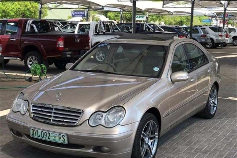 Mercedes Benz C Class C240 Elegance Auto 2001