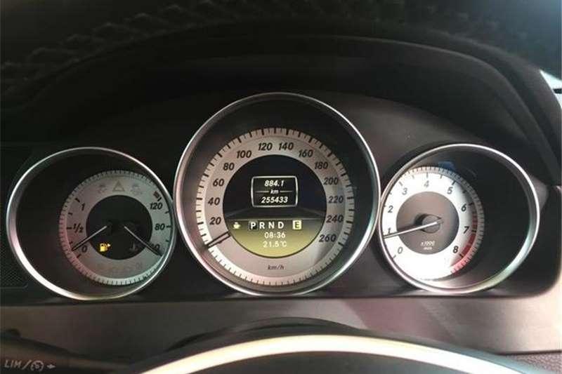 Mercedes Benz C Class C250 Avantgarde 2012