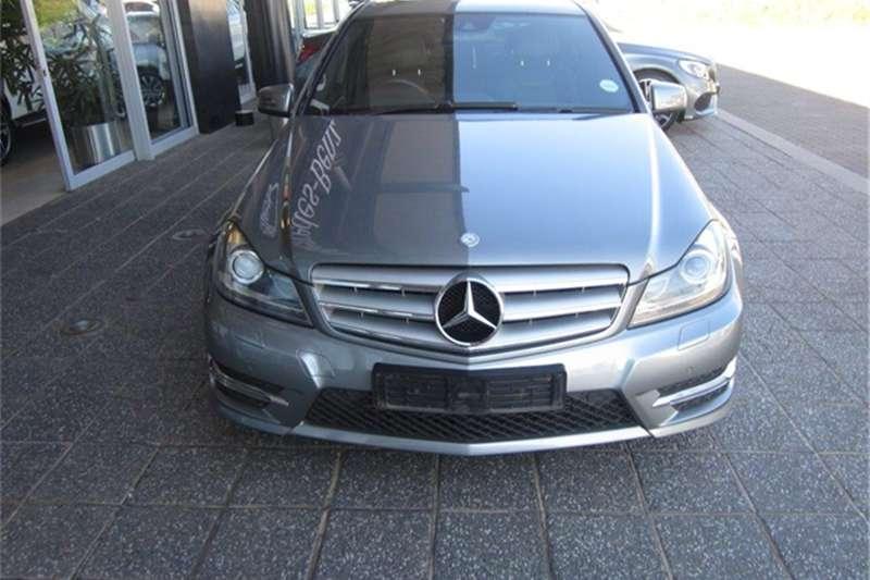 Mercedes Benz C Class C250 Avantgarde 2013