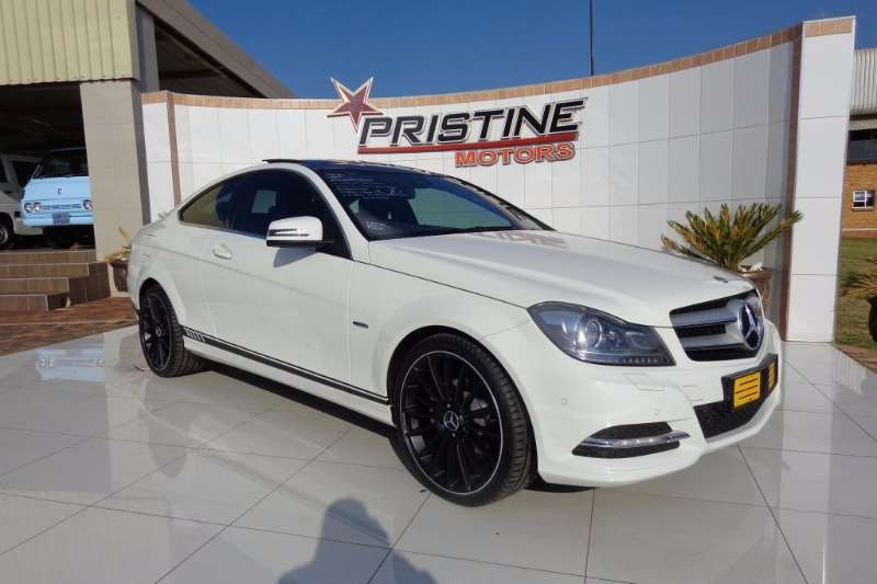 2012 mercedes benz c class c250 coupe coupe petrol rwd automatic cars for sale in. Black Bedroom Furniture Sets. Home Design Ideas