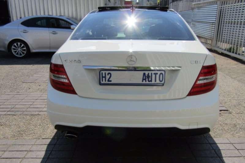 Mercedes Benz C Class C250CDI estate Avantgarde AMG Sports 2012