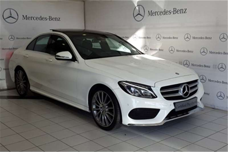 Mercedes Benz C Class C300 AMG Sports 2017