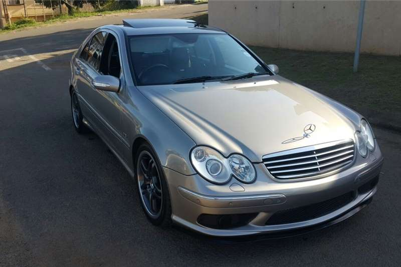 2005 mercedes benz c class c55 amg cars for sale in