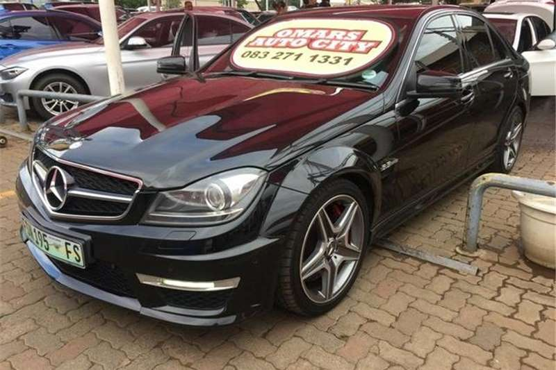 Mercedes Benz C Class C63 AMG Performance 2012