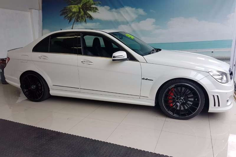 2010 mercedes benz c class c63 amg s cars for sale in western cape r 489 995 on auto mart. Black Bedroom Furniture Sets. Home Design Ideas