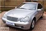 Mercedes Benz C Class Classic(M) 2002