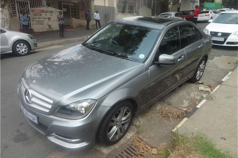 2012 Mercedes Benz C Class Mrecedes Benz C200 Cars For