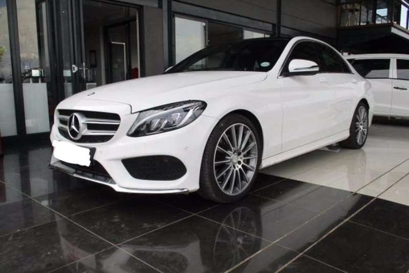 2016 mercedes benz c250 amg line cars for sale in gauteng for Used mercedes benz c250 for sale
