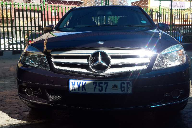 2009 mercedes benz c250 c class cars for sale in gauteng for 2009 mercedes benz c300 for sale