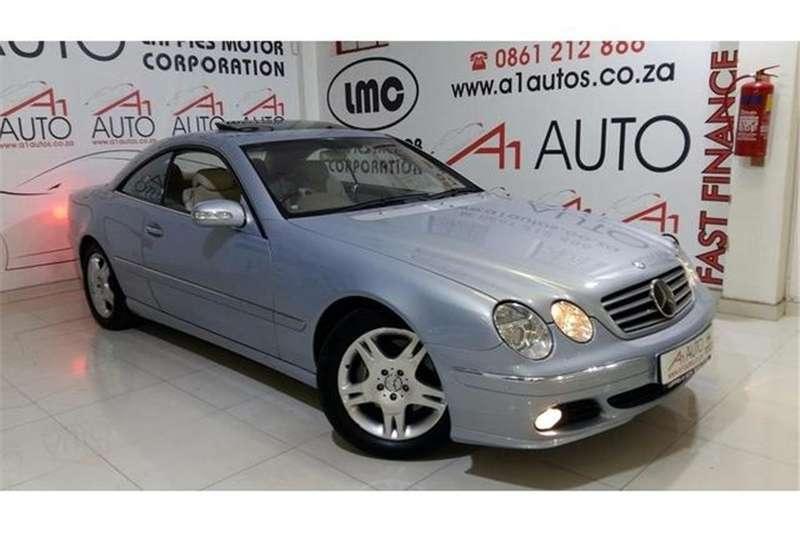 Mercedes Benz CL 500 2004
