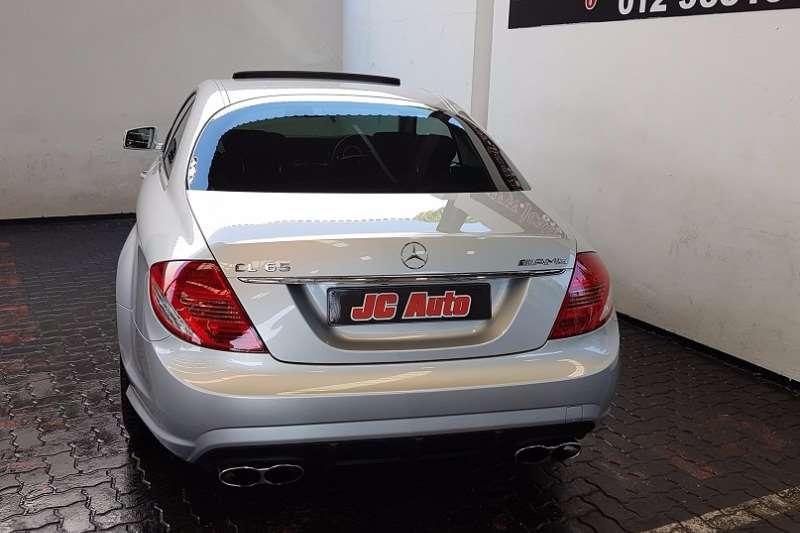 Mercedes Benz CL 65 AMG 2011