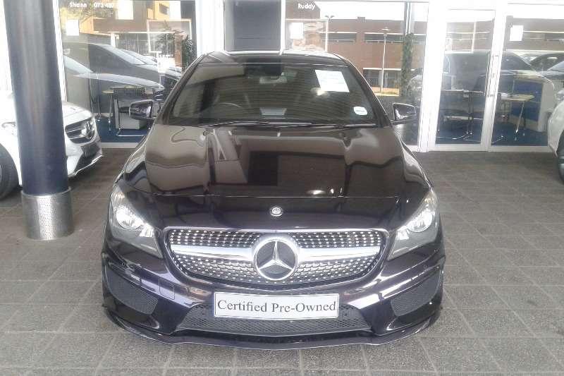 Mercedes Benz CLA 200 AMG Line auto 2014