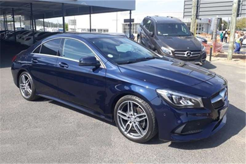 2017 mercedes benz cla cla200 amg line auto cars for sale in western cape r 528 750 on auto mart. Black Bedroom Furniture Sets. Home Design Ideas