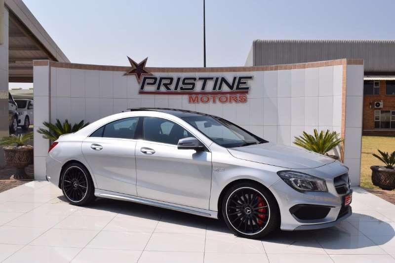 2014 Mercedes Benz CLA CLA45 AMG 4Matic Cars For Sale In Gauteng | R 569  950 On Auto Mart