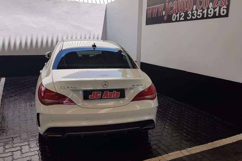 Mercedes Benz CLA 45 AMG 4Matic 2014