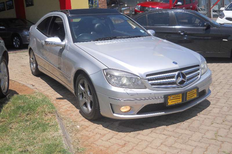2010 mercedes benz clc 200 kompressor coupe rwd cars for sale in gauteng r 129 950 on auto - Mercedes clc coupe for sale ...