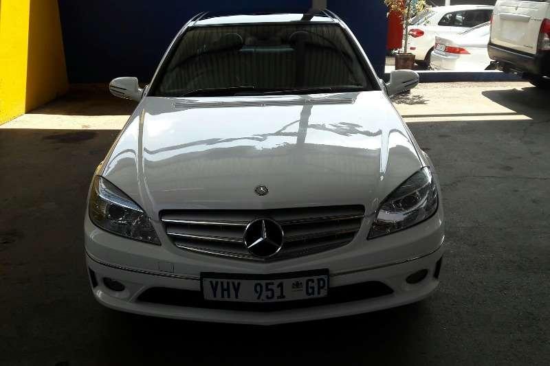 Mercedes Benz CLC 200 Kompressor Sports 2009