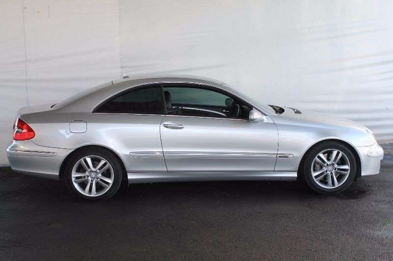Mercedes benz clk 350 elegance coupe rwd cars for sale for Mercedes benz clk350 for sale