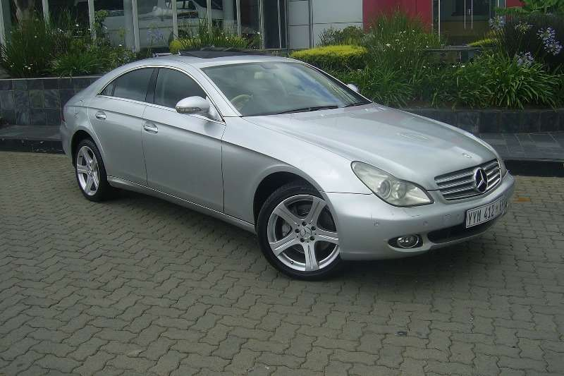 2006 mercedes benz cls 350 sedan rwd cars for sale in gauteng r 129 900 on auto mart. Black Bedroom Furniture Sets. Home Design Ideas