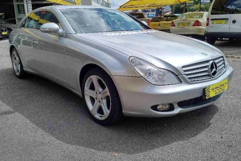 2006 mercedes benz cls 500 sedan petrol rwd. Black Bedroom Furniture Sets. Home Design Ideas