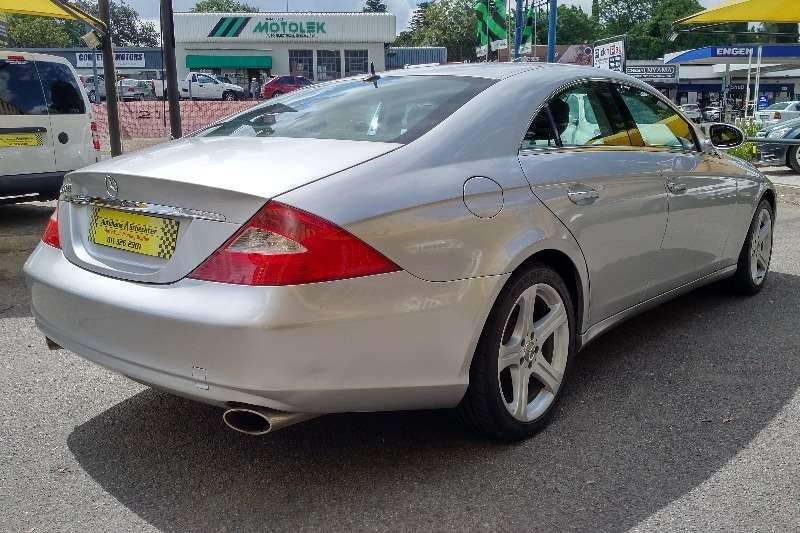 2006 mercedes benz cls 500 sedan petrol rwd for Mercedes benz finance login