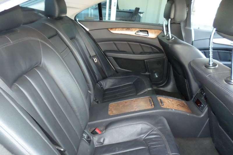 Mercedes Benz CLS 500 2011