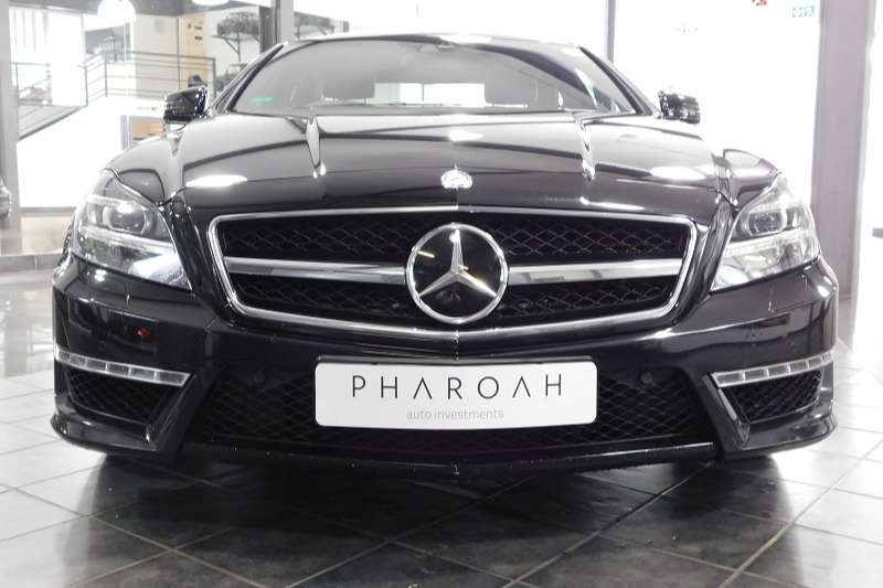 2011 mercedes benz cls 63 amg sedan petrol rwd automatic cars for sale in gauteng r. Black Bedroom Furniture Sets. Home Design Ideas