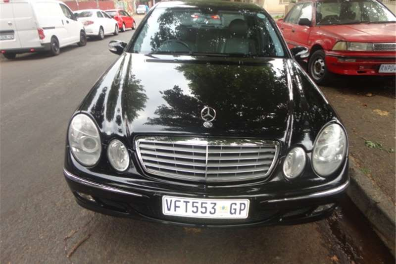 2005 mercedes benz e class 240 e class cars for sale in for Mercedes benz 2005 e class