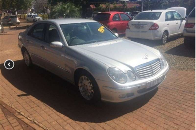 2003 mercedes benz e class e 270 cdi cars for sale in gauteng r 89 900 on auto mart. Black Bedroom Furniture Sets. Home Design Ideas