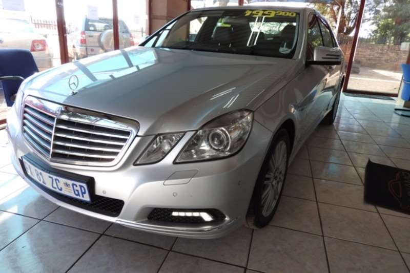 2005 mercedes benz e class e 270 cdi cars for sale in gauteng r 99 995 on auto mart. Black Bedroom Furniture Sets. Home Design Ideas