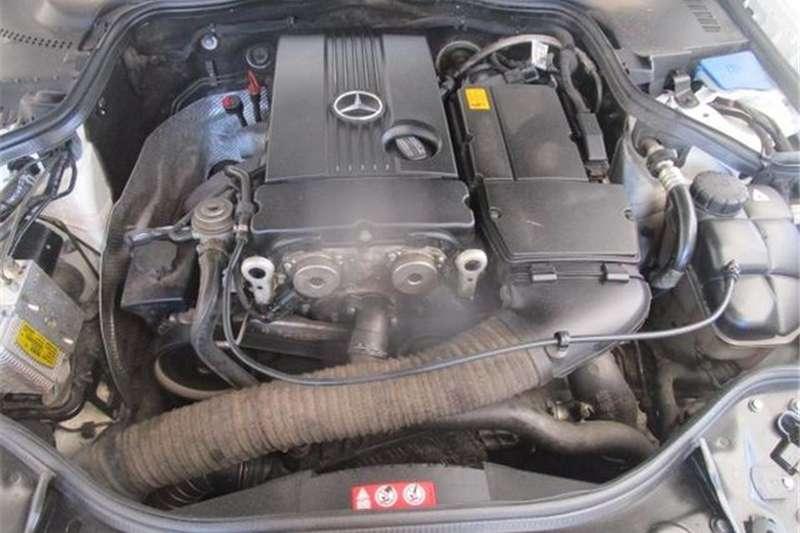 Mercedes Benz E Class E200 Kompressor Classic 2006