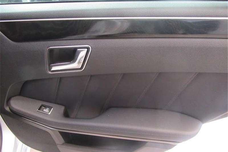 Mercedes Benz E Class E250CDI Elegance 2011