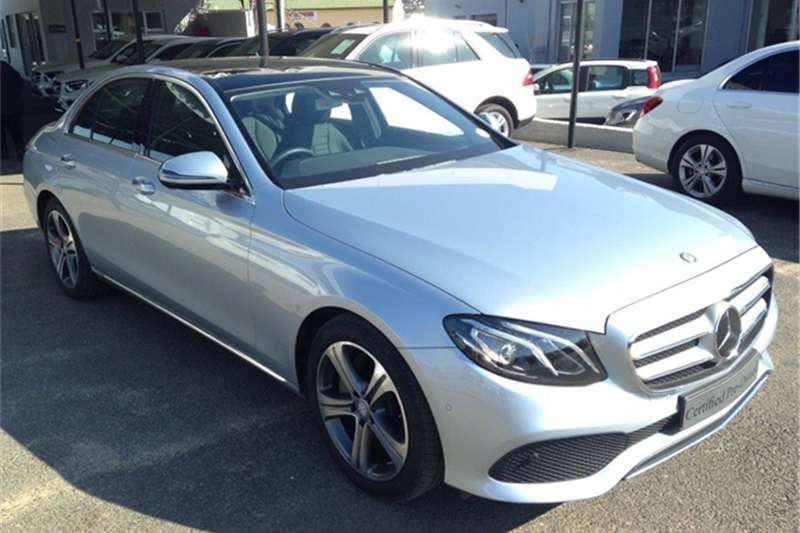 Mercedes Benz E Class E350 BlueTec Avantgarde 2017