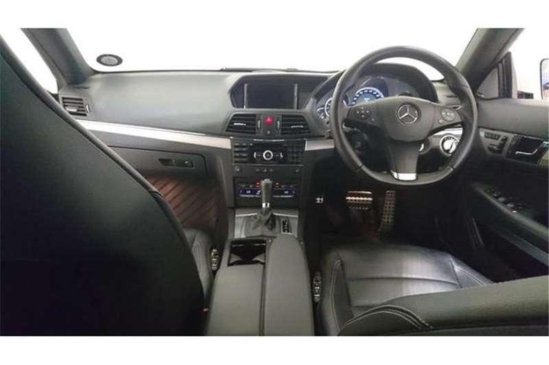 Mercedes Benz E Class E350 coupe Elegance 2010