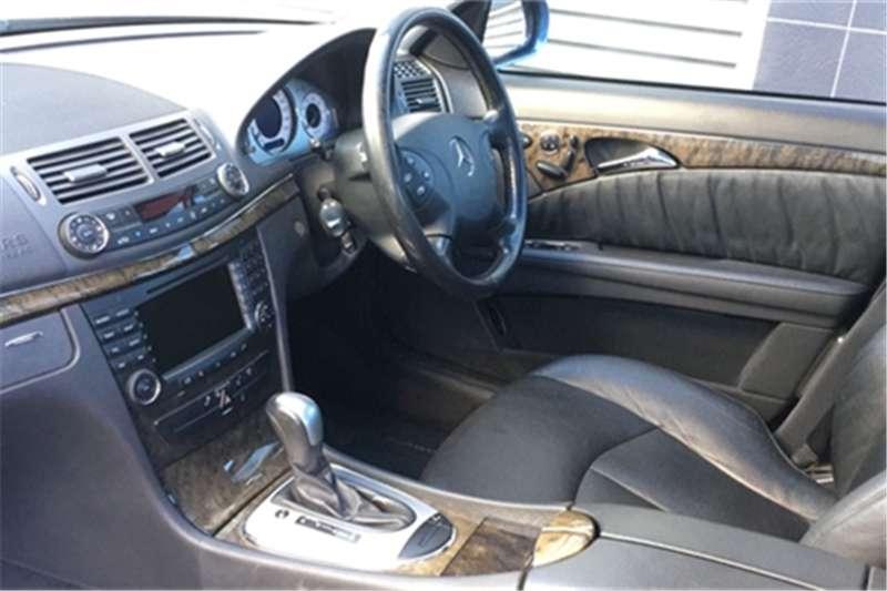 Mercedes Benz E Class E350 Elegance 2006