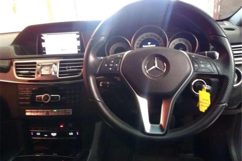 Mercedes Benz E Class E350CDI Avantgarde 2013