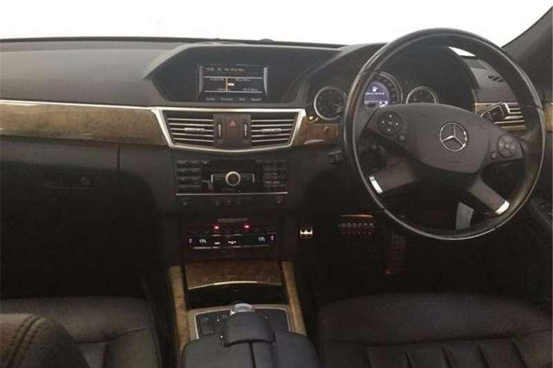 Mercedes Benz E Class E350CDI Elegance 2011