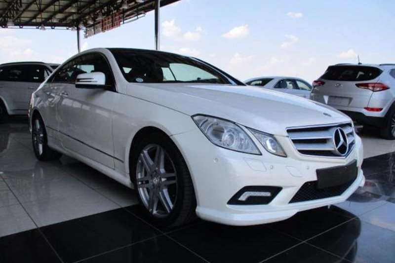 2012 mercedes benz e class e500 avantgarde amg sports for Mercedes benz e500 for sale