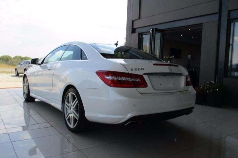 2012 mercedes benz e class e500 avantgarde amg sports for Mercedes benz e class e500