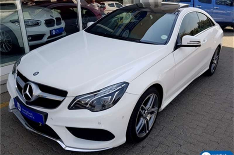 Mercedes Benz E Class E500 coupe AMG Sports 2014