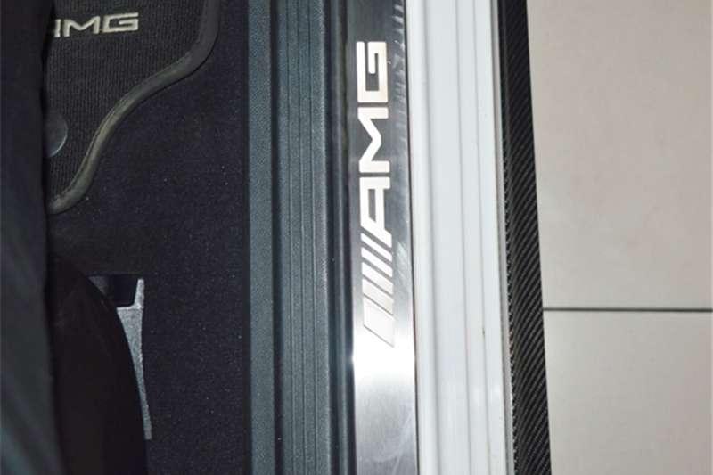 Mercedes Benz E Class E63 AMG S 2014