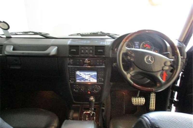Mercedes Benz G Class G350 BlueTec 2011