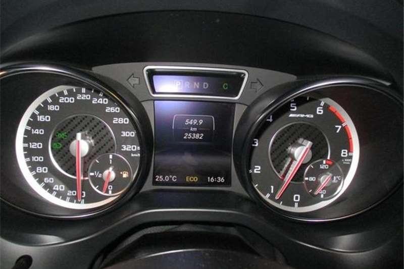 Mercedes Benz GLA 45 4Matic 2015