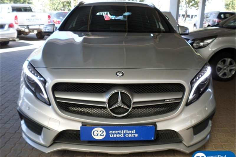 Mercedes Benz GLA 45 AMG 4Matic 2015