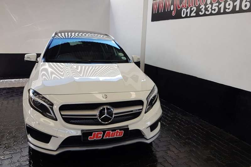 Mercedes Benz GLA 45 AMG 4Matic 2016