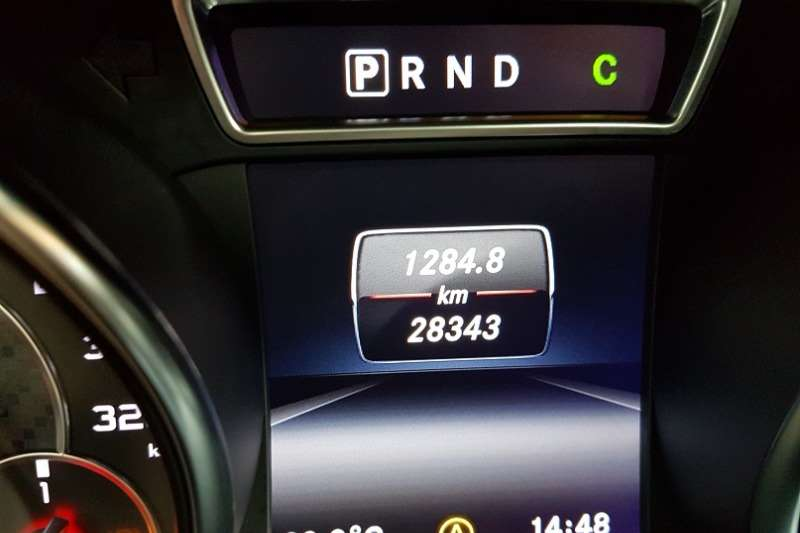 Mercedes Benz GLA 45 AMG 4Matic 2016
