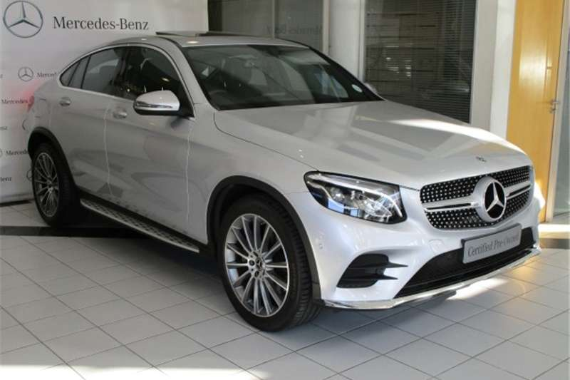 2017 mercedes benz glc 220d coupe 4matic amg line crossover suv diesel awd automatic. Black Bedroom Furniture Sets. Home Design Ideas