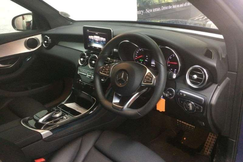 Mercedes Benz GLC 250 4Matic 2017