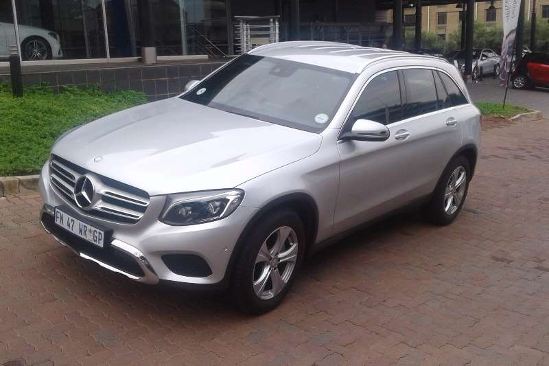 2016 mercedes benz glc 250 4matic exclusive crossover for Mercedes benz crossover suv